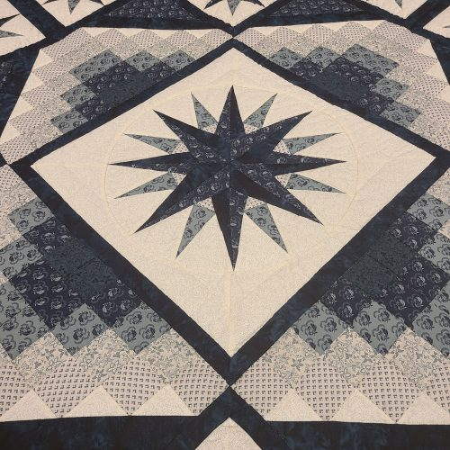 Starry Night Quilt-Queen-Family Farm Handcrafts
