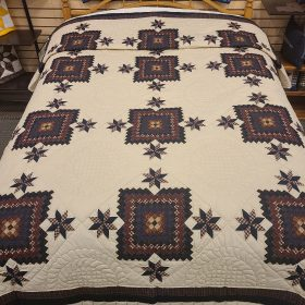 Lincoln Quilt-Queen-Family Farm Handcrafts