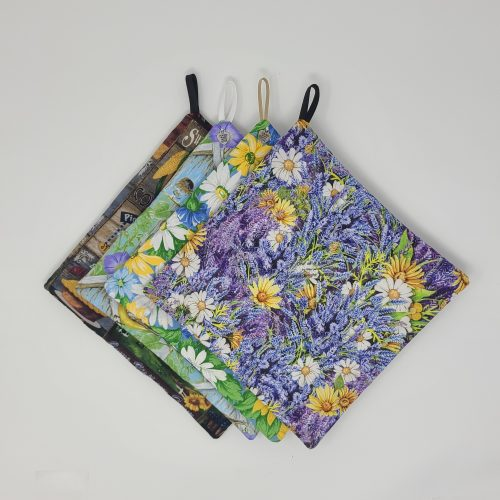 Spring Insulated Hot Mat-Family Farm Handcrafts