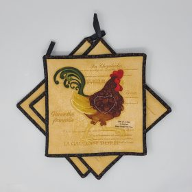 Rooster Insulated Hot Mat