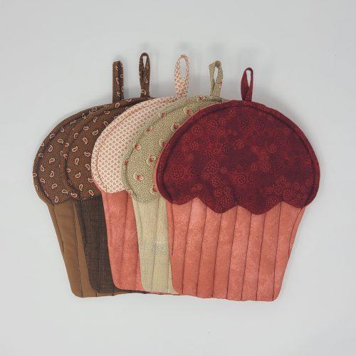 Cupcake Potholder-Family Farm Handcrafts