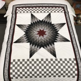 Lone Star Quilt-Twin- Family Farm Handcrafts