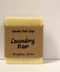 Homemade Lye Soap - Laundry Bar