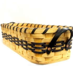 large bread basket - Amish-made bread basket