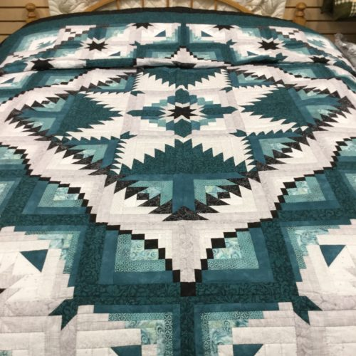 Eureka Quilts - Queen - Family Farm Handcrafts