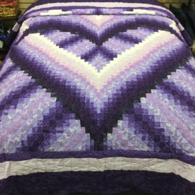 Love Within Quilt - Queen - Family Farm Handcrafts