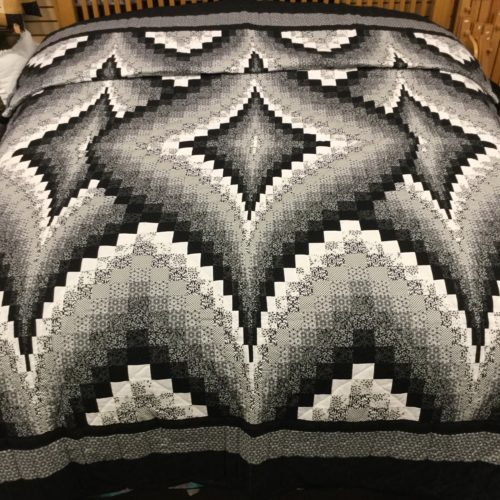 Argyle Quilt - King - Family Farm Handcrafts