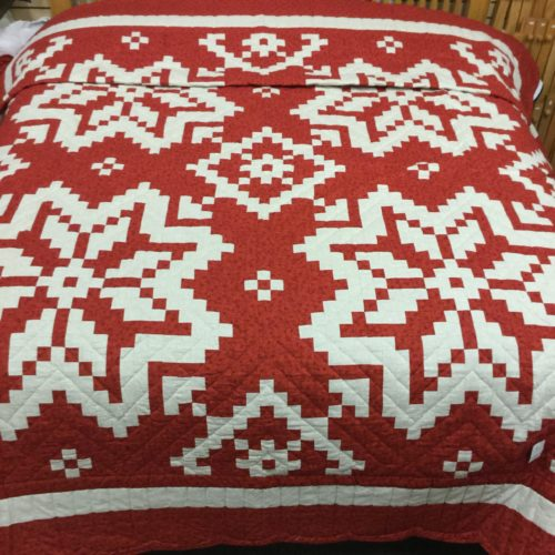 Star Delight Quilts - King - Family Farm Handcrafts