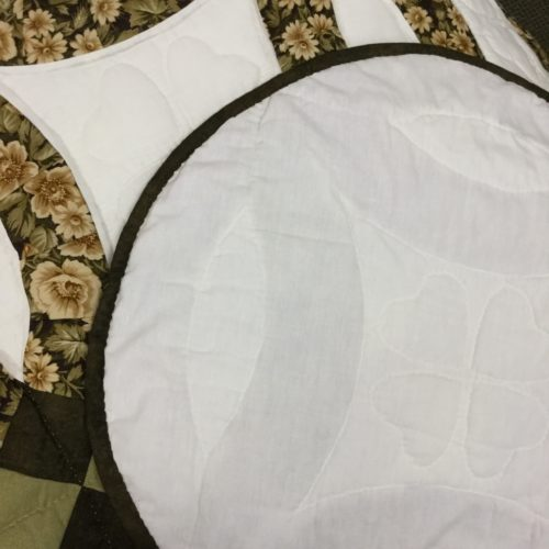 Wedding Ring Quilts - Queen - Family Farm Handcrafts