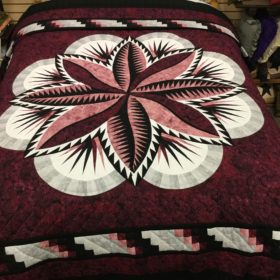 Fire Island Hosta Quilts - Queen - Family Farm Handcrafts