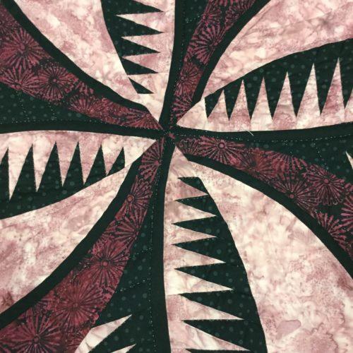 Fire Island Hosta Quilts - Queen - Family Farm Handcrafts