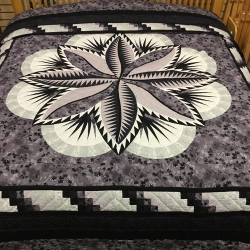 Fire Island Hosta Quilts - King - Family Farm Handcrafts