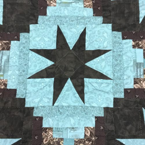 Eight Point Star Quilts - Queen - Family Farm Handcrafts