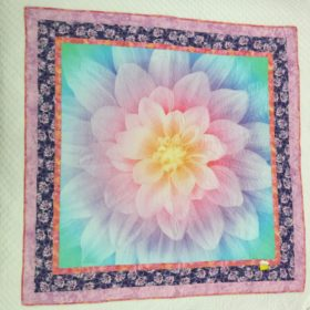Flower Wall Hanging - Family Farm Handcrafts
