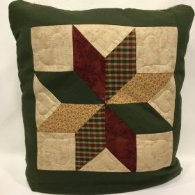 Lone Star Quillow - Family Farm Handcrafts