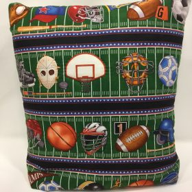 Sports Quillow - Family Farm Handcrafts
