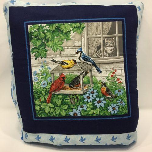 Bird Quillow - Family Farm Handcrafts