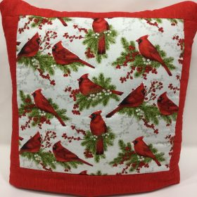 Christmas Quillow - Family Farm Handcrafts