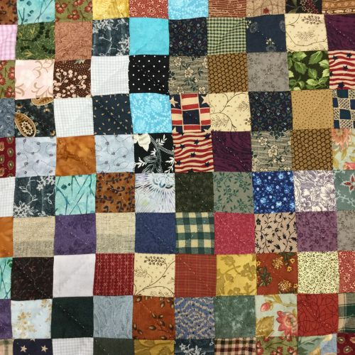 Granny Square Quilt - Twin - Family Farm Handcrafts