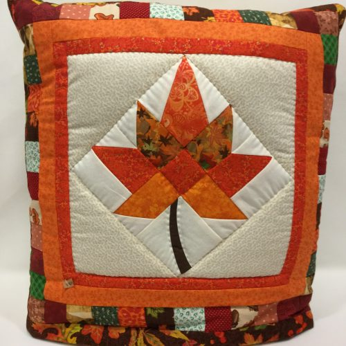 Autumn Splendor Quillow - Family Farm Handcrafts