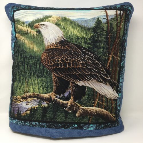 Eagle Quillow - Family Farm Handcrafts