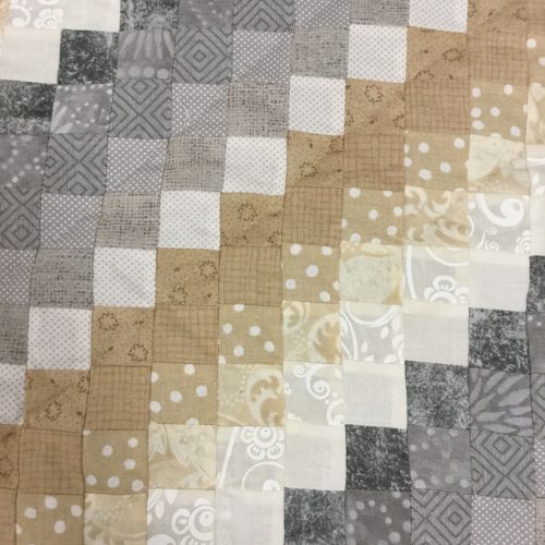 Postage Stamp Quilt - Queen - Family Farm Handcrafts