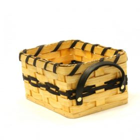 Amish made baskets - Tea Basket
