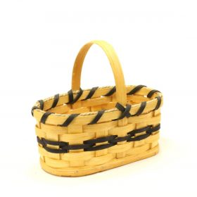 Creamer basket with handle