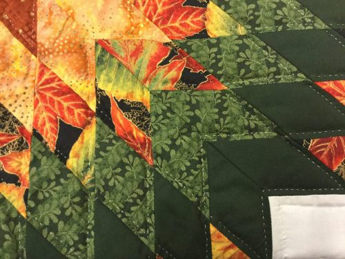 Family Farm Quilts of Shady Maple-Wall Hanging-Lone Star