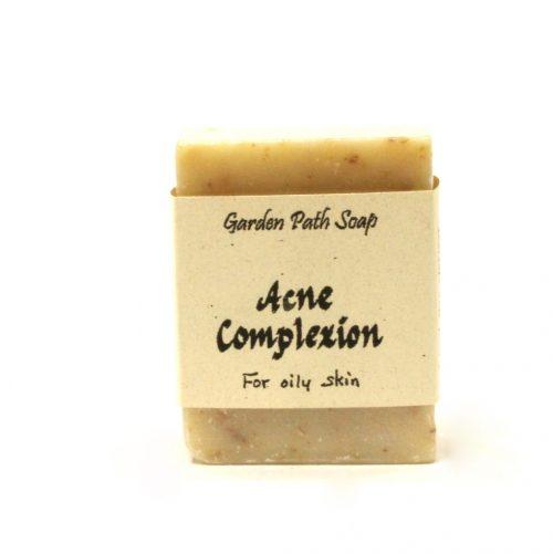 Acne Soap - Acne Relief Soap - Homemade Lye Soap