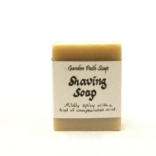 Shaving Soap - Masculine Scented Soaps - Homemade Lye Soap