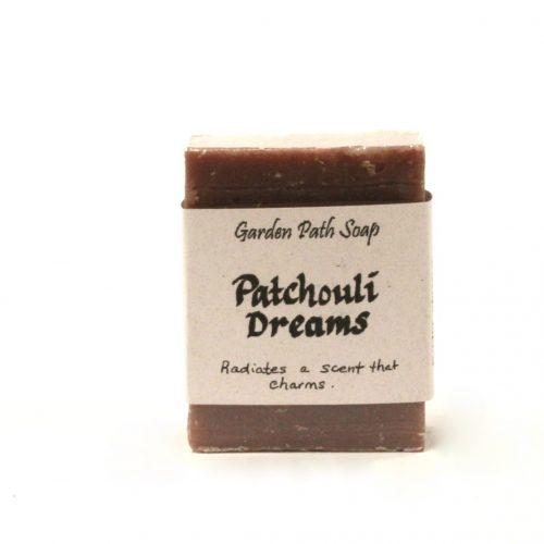 Lye Soap for Sale - Patchouli Dreams - Lye Soap