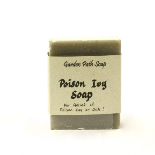 Poison Ivy Soap - Poison Ivy Relief - Homemade Lye Soap