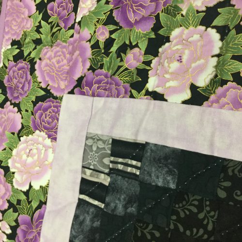 Northern Lights Throw Quilt-Family Farm Handcrafts
