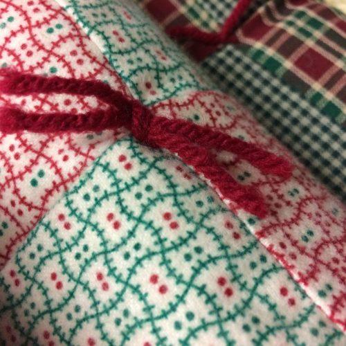 Christmas Tree Skirt-Family Farm Handcrafts