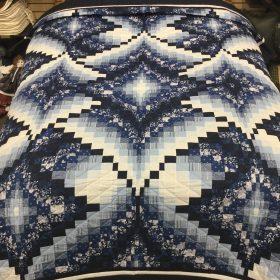Diamond Jubilee Quilt-Queen-Family Farm Handcrafts
