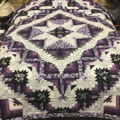 eureka amish quilt pattern design style