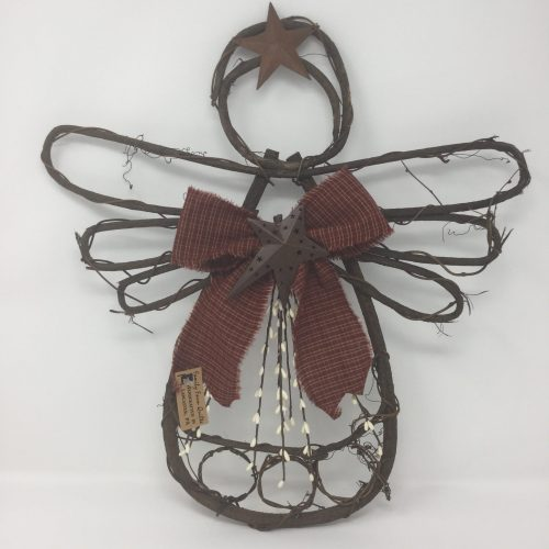 Grapevine Angel-Family Farm Handcrafts