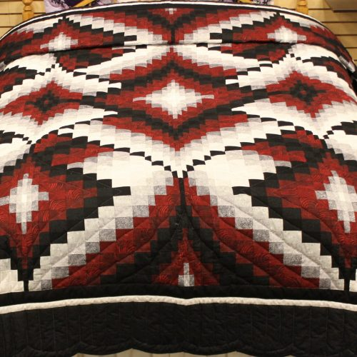 bed quilts - Diamond Jubilee bed Quilt - Family Farm Quilts