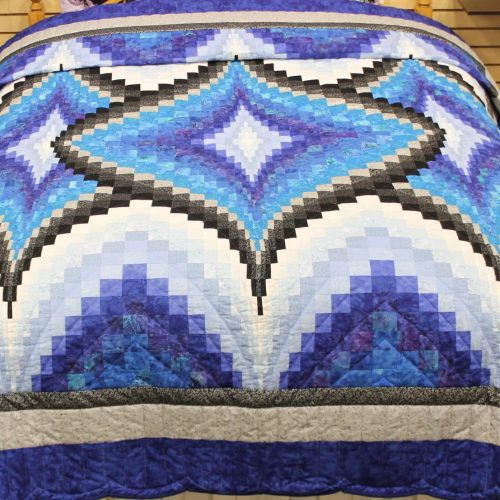 Quality Quilt - Handmade Quilts for sale - Argyle Queen
