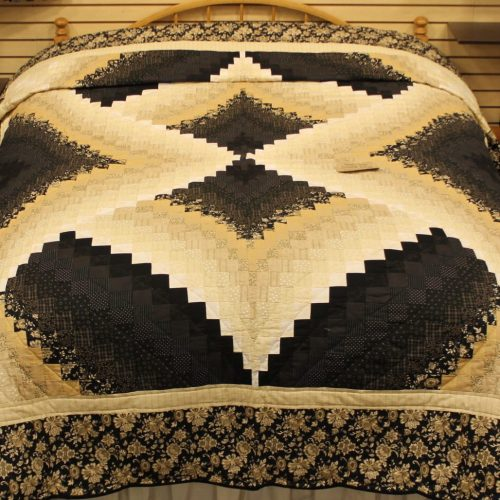 Clearance Quilt - Super Nova Quilt - Family Farm Quilts of Shady Maple