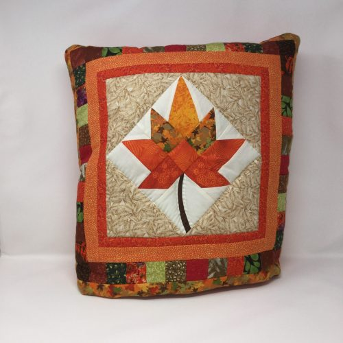 Autumn Splendor Quillow-Family Farm Handcrafts