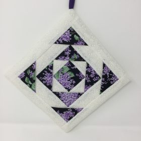 Pineapple Potholder-Family Farm Handcrafts
