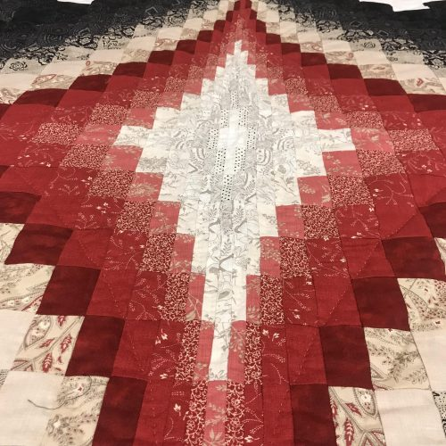 Argyle Quilt - Queen - Family Farm Handcrafts