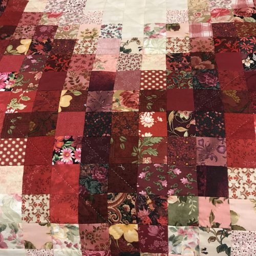 Linking Hearts Quilt-King-Family Farm Handcrafts