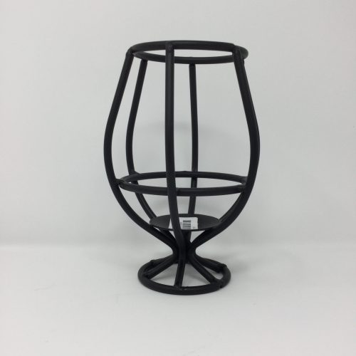 3D Brandy Snifter Lantern-Candle Holder-Family Farm Handcrafts