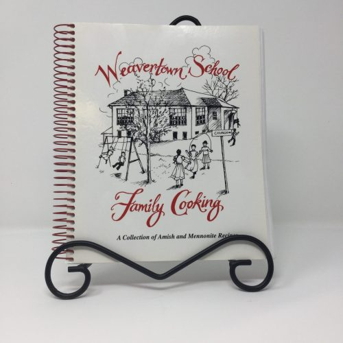 Weavertown School Family Cooking-Cookbook-Family Farm Handcrafts