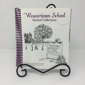 Weavertown School Kitchen Collections-Cookbook-Family Farm Handcrafts
