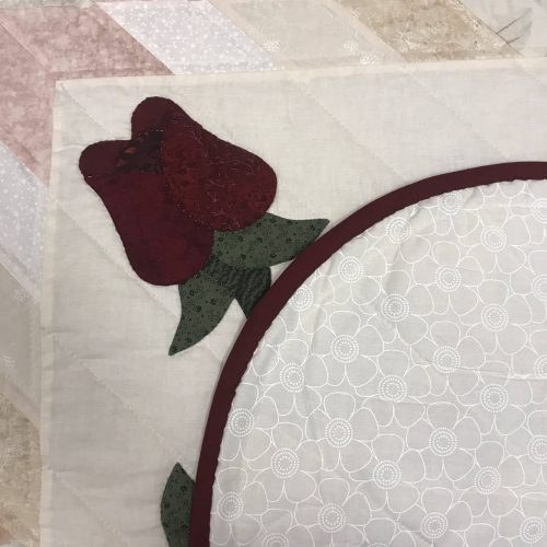 Blooming Star Quilt-Queen-Family Farm Handcrafts