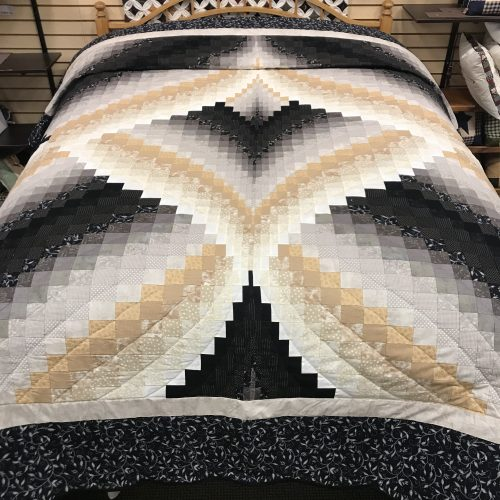 Northern Lights Quilt-Queen-Family Farm Handcrafts